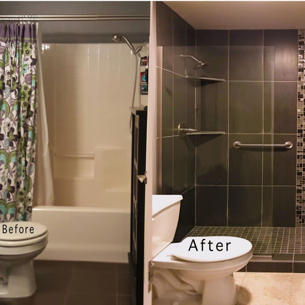Tub To Shower Conversion Tip 7 Reasons To Make The Switch Now