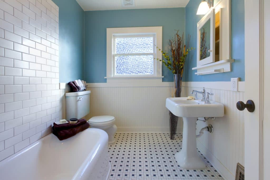 Albany Oregon Historic Home Bathroom Remodel