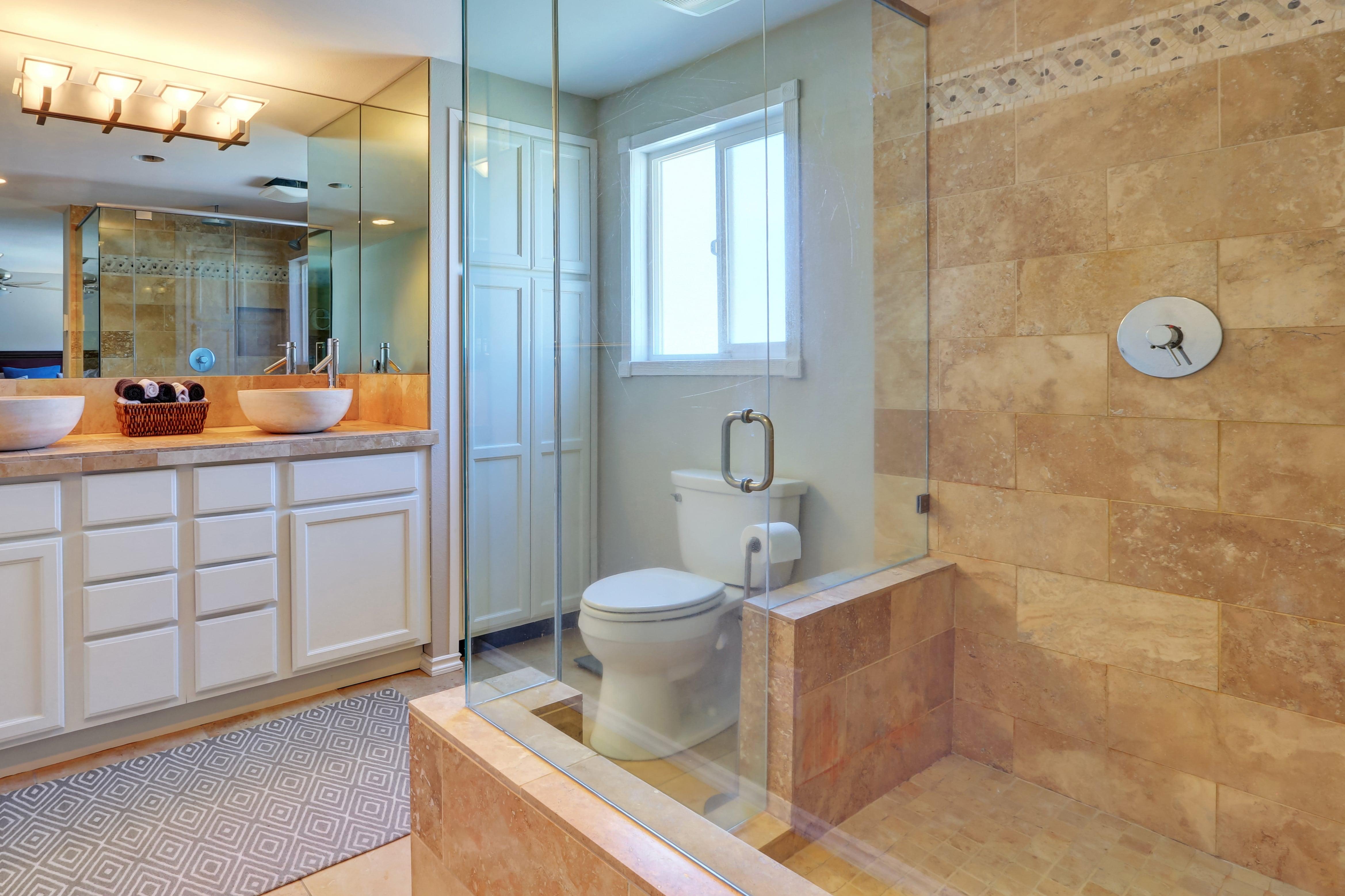 Corvallis Oregon Master Bath Remodel