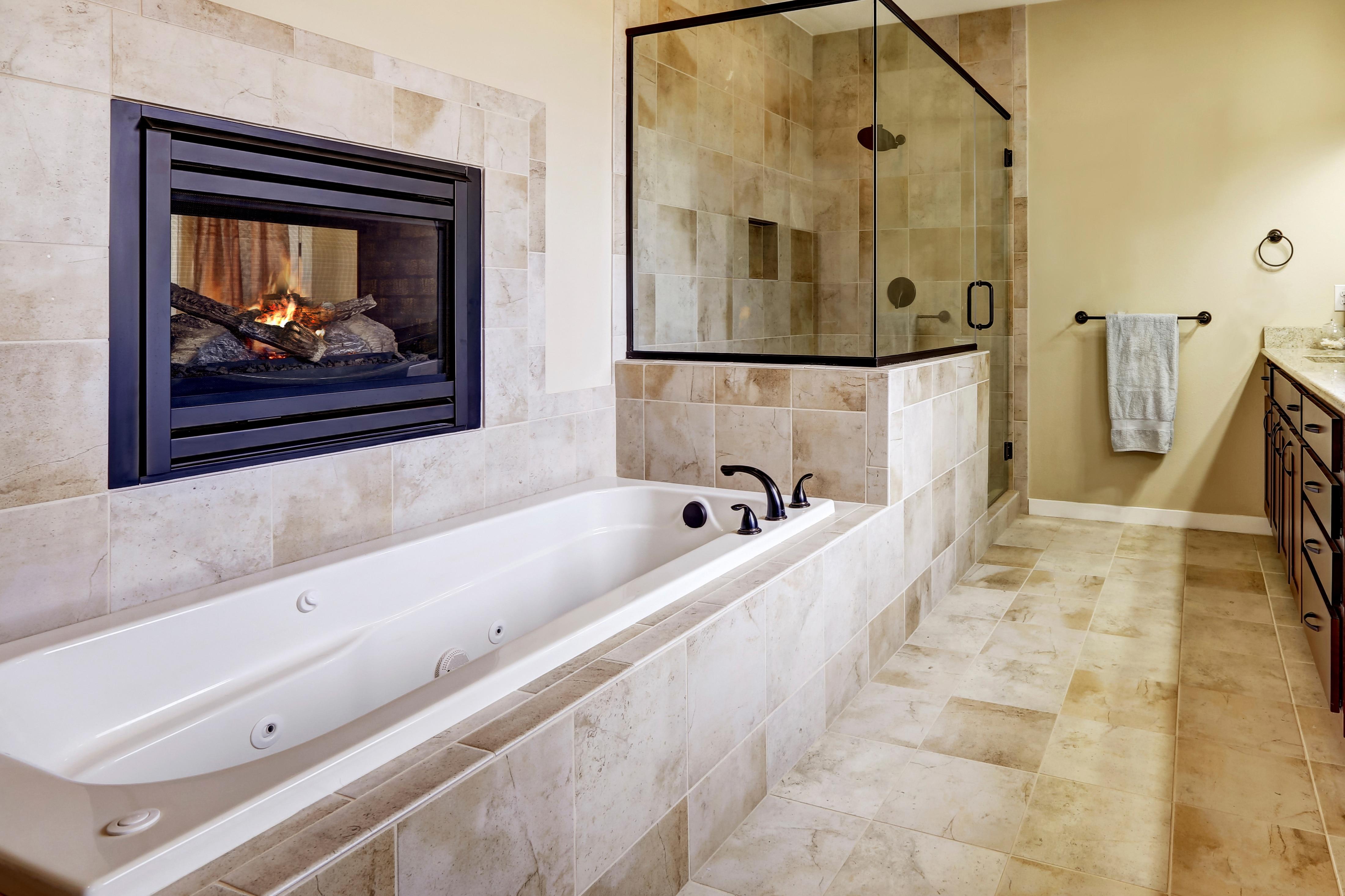 Wilsonville Oregon Master Bath Remodel