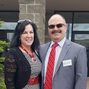 Greg & Lori