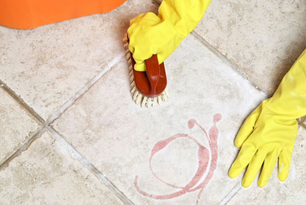 Tile With A Smile - Keeping your tile clean